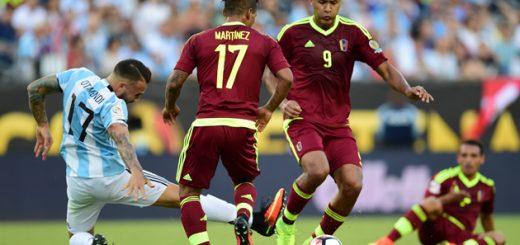 Venezuela - Argentina2